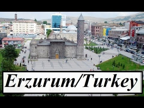 Turkey/Erzurum City Centre,(Yakutiye Square)  Part 2