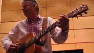 "Tommy Emmanuel playing ""The Man With The Green Thumb"" - LIVE in SLC UT 2007"