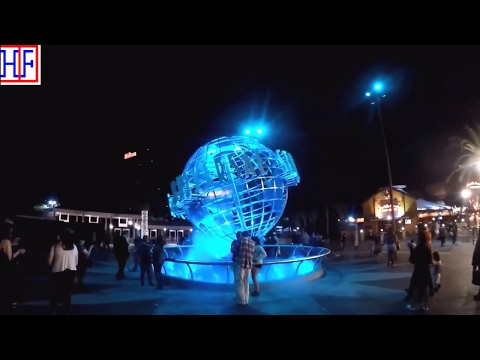 Los Angeles (LA) | Universal Studios Hollywood – Theme Park | Tourist Attractions | Episode# 10