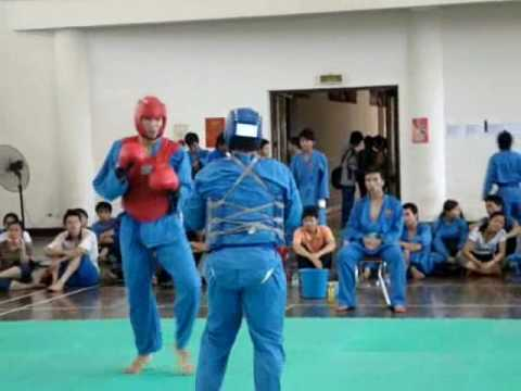 FVC - Vovinam Battle 04 -  Part 2