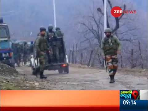 4 big search operations underway against terror in Jammu and Kashmir