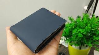 ? Xiaomi 90FUN RFID Blocking Safe Wallet ► кошелек Сяоми с защитой от воров! - Видео от Sean Blog