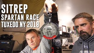 Race Review - Spartan Race Sprint Tri State 2018