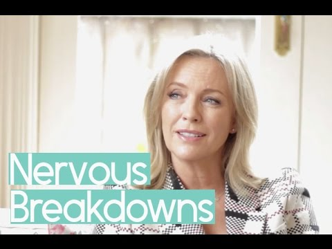 Rebecca Gibney: On Suffering A Nervous Breakdown