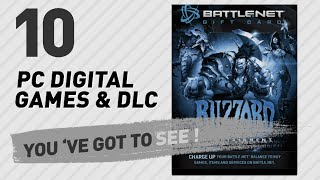 Top 10 Pc Digital Games & Dlc Collection // Video Games 2017