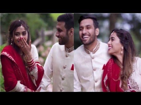 Zaid Ali T and Yumna - New Wedding Video