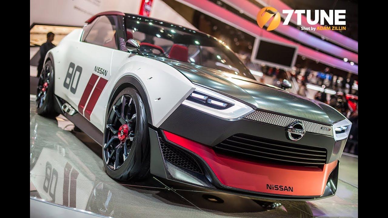 Nismo idx concept walkaround at the 2014 tokyo motor show youtube - Tokyo motor show 2014 ...