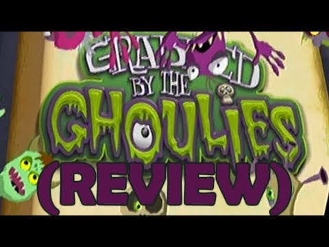 Grabbed By The Ghoulies - Review