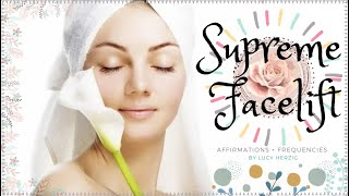 ULTIMATE FACELIFT! (All in One) + Perfect Flawless Skin - Rain Sounds