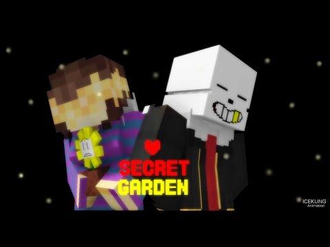 【Flowerfell】''Secret Garden'' ''ความลับแห่งสวนดอกไม้''【Minecraft Music Video】