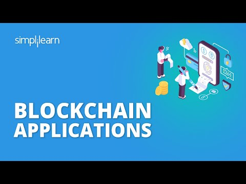 Blockchain Applications | Blockchain Applications Examples | Blockchain Technology | Simplilearn