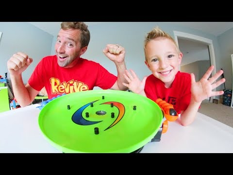 Father & Son PLAY SPIN OFF! / Sink Your Balls First!