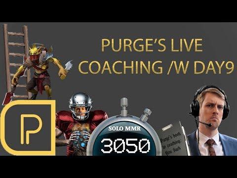 Live Coaching Day9 ~3050 MMR Bounty Hunter