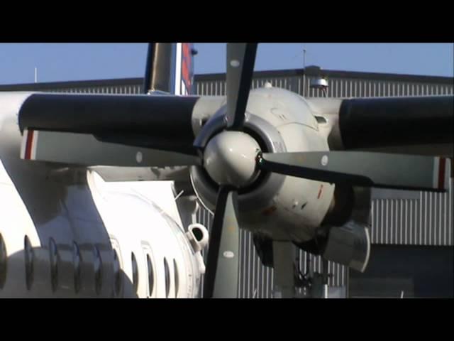 Farewell to VH-EWP the last Fokker F27 on the Australian Register.