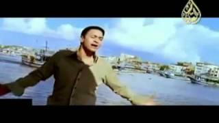 حماده هلال - فيديو اغنية بخاف (فيديو كليب) -.