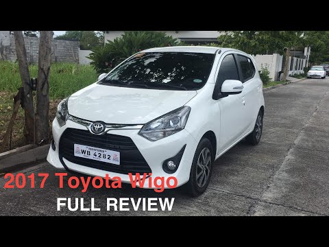 2017 Toyota Wigo Agya G Full Tour Review