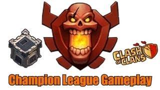 Clash of clan Championship League Replay!!! (Master League Vs. Namenlos)