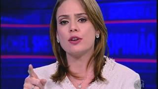 Repeat youtube video Rachel fala sobre a saúde pública e a corrupção no país
