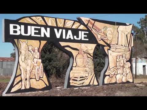 Finalizan mural en el ingreso a San Salvador por ruta 38