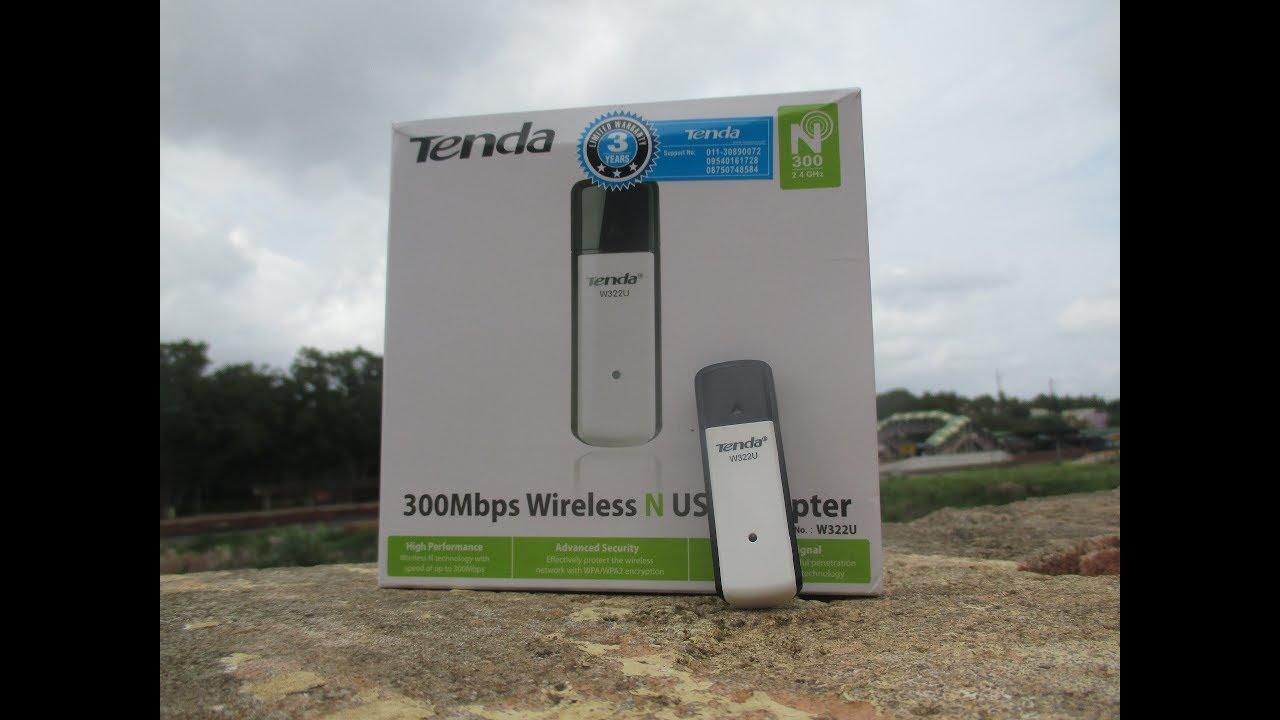 TENDA 322U TREIBER WINDOWS XP