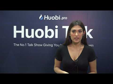 """Blockchain: Giving people a fair chance at decentralizing systems"" - Nikita, Host of Huobi Talk"