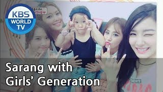 Sarang with Girls' Generation(SNSD)[The Return of Superman | 슈퍼맨이 돌아왔다 / Editor's Picks]