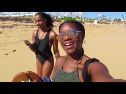 Dominican Republic Winter Vacation Vlog | Dai'sha Janae