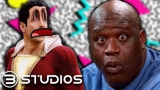 Shazam! STOLE From SHAQ 😡 | B Studios #Shazam #Shaq #ShazamMovie