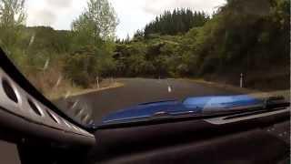NZ Hill Clib Champs - Golden Cross Rd - Leigh Marston