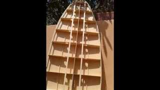 Building A Hollow Wooden Sup