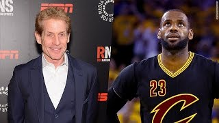Why Does Skip Bayless Hate Lebron James So Much?