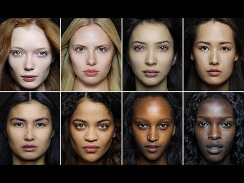 Which Human Race Have The Most Beautiful Women -  The Ethnic Origins Of Beauty
