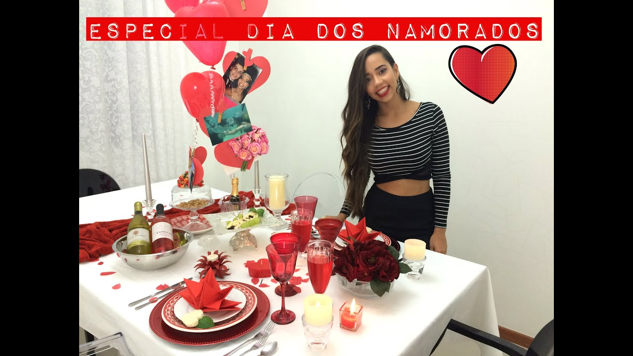Conhecido Especial Dia dos Namorados! Café da manhã e Jantar Românticos  CZ27
