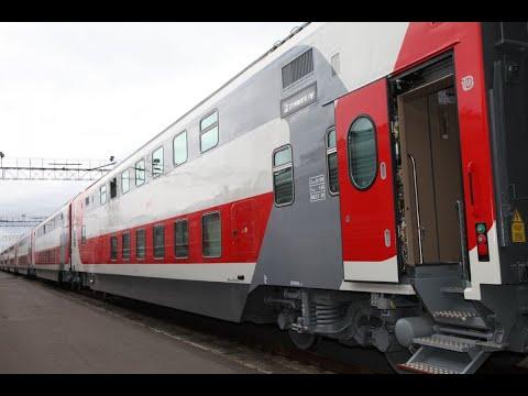 РЖД не перестаёт удивлять! Поезд Кисловодск-Москва.