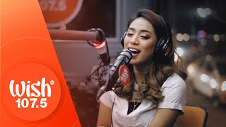"Princess Sevillena performs ""Pangarap Kong Bituin"" LIVE on Wish 107.5 Bus"