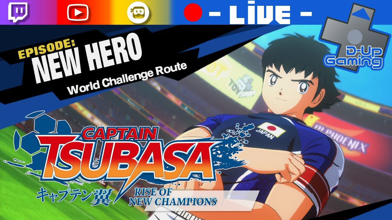 Episode: New Hero [World Challenge Route] - 朝武士 明朗 (part 4) | Captain Tsubasa: Rise of New Champions