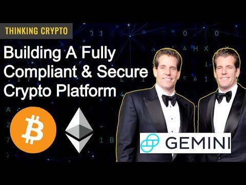 Cameron & Tyler Winklevoss Interview - Gemini, Bitcoin, JP Morgan, ETH 2.0, Facebook Libra & More!