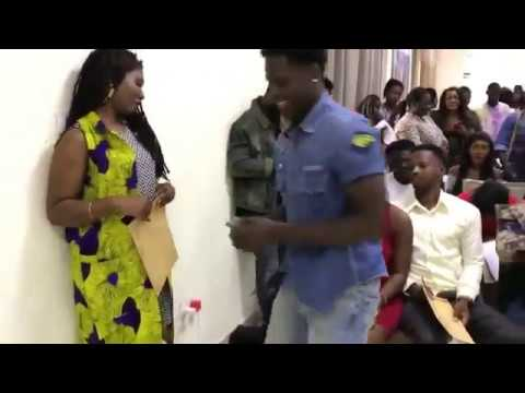 Download Interesting Acting Audition Drama In Accra Ghana
