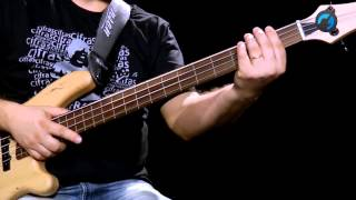 Baixo Fretless Benson - Review - TV Cifras