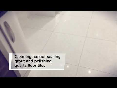 Cleaning Quartz Floors