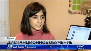В школах Грузии вводят дистанционное обучение