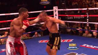 Yuriorkis Gamboa vs. Orlando Salido: Highlights (HBO Boxing)