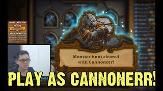 [Monster Hunt] Amaz Play as Cannoneer!