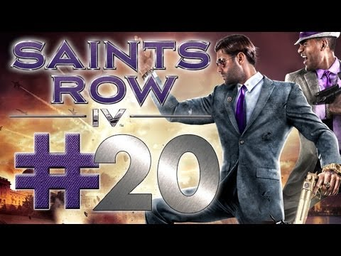 Saints Row 4 Gameplay #20 - Auto-Karaoke