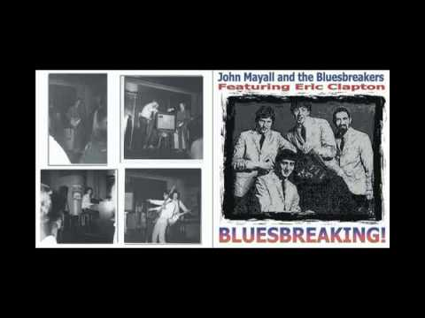 John Mayall and the Bluesbreakers/Eric Clapton - Tears In My Eyes (Unreleased