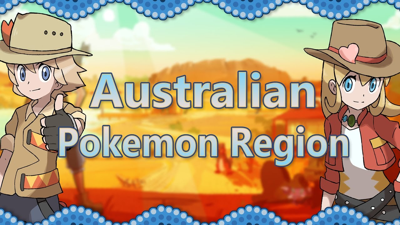 Risultati immagini per australia pokemon