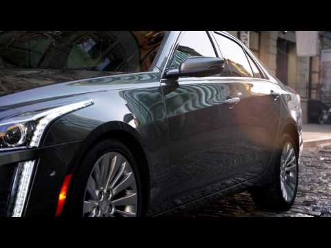 Cadillac: CTS 2017 Commercial