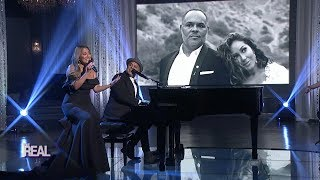 """Israel and Adrienne Houghton Perform """"Secrets"""""""