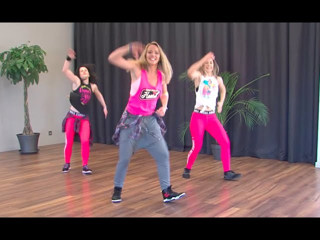 free online zumba workout for beginners