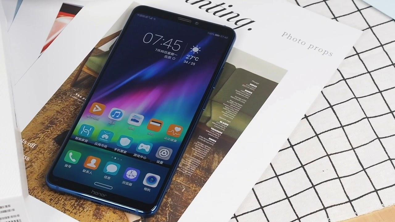 發布會吊打小米8!榮耀Note10快速體驗:最好用的超大屏手機 - YouTube